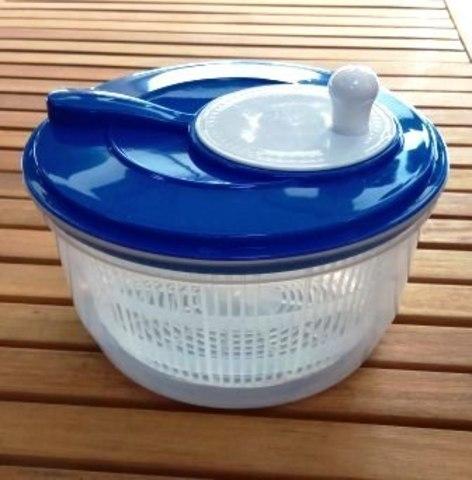 Центрифуга для сушки зелени AEN701, пластик