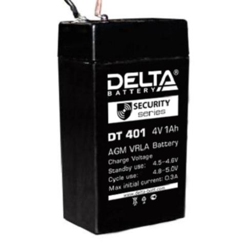 DT 401 аккумулятор 4В/1Ач Delta