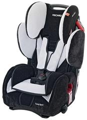 Детское кресло RECARO Young Sport (материал верха Topline Microfibre Black/Silver)