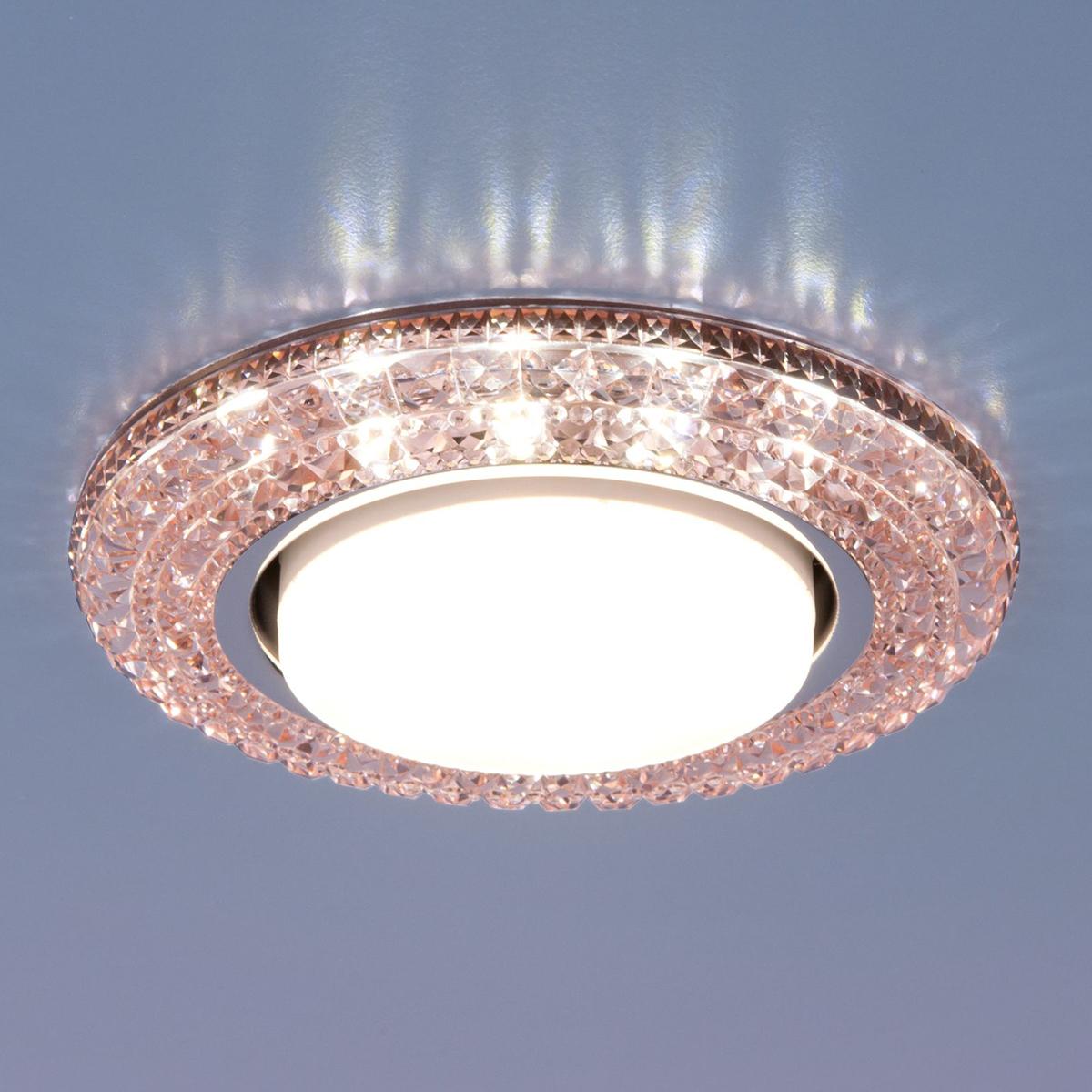 Люстры для натяжных потолков светодиодные фото
