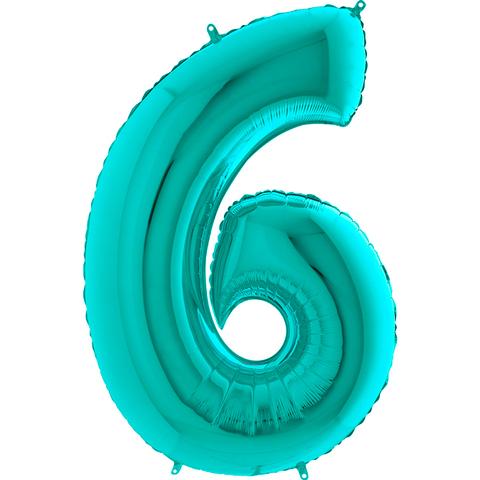 Цифра 6 (Тиффани)
