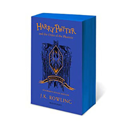 9781526618191 - Harry potter and the order of the phoenix - ravenclaw edition