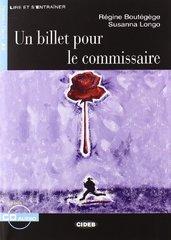Billet Pour Le Commissaire (Un) Livre +D(France)