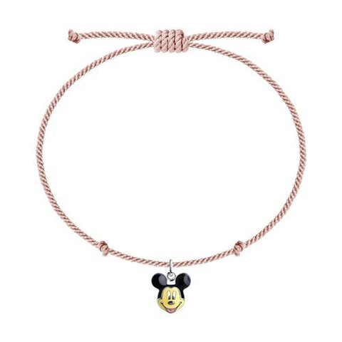 94050716 - Браслет из серебра с эмалью SOKOLOV x Disney | Junior