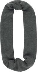 Вязаный шарф-хомут Buff Neckwear Knitted Infinity Yulia Grey