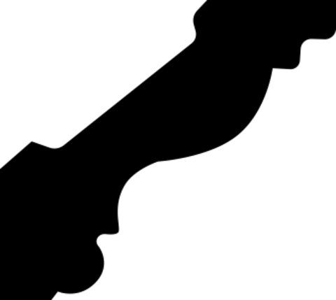 Карниз гибкий 1.50.272