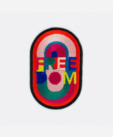 Патч-заплатка Funky freedom