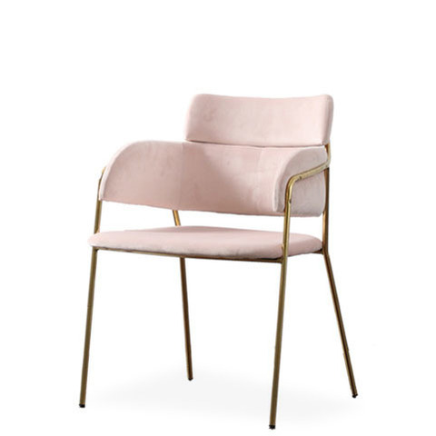 Стул-кресло Sophia by Light Room (розовый)