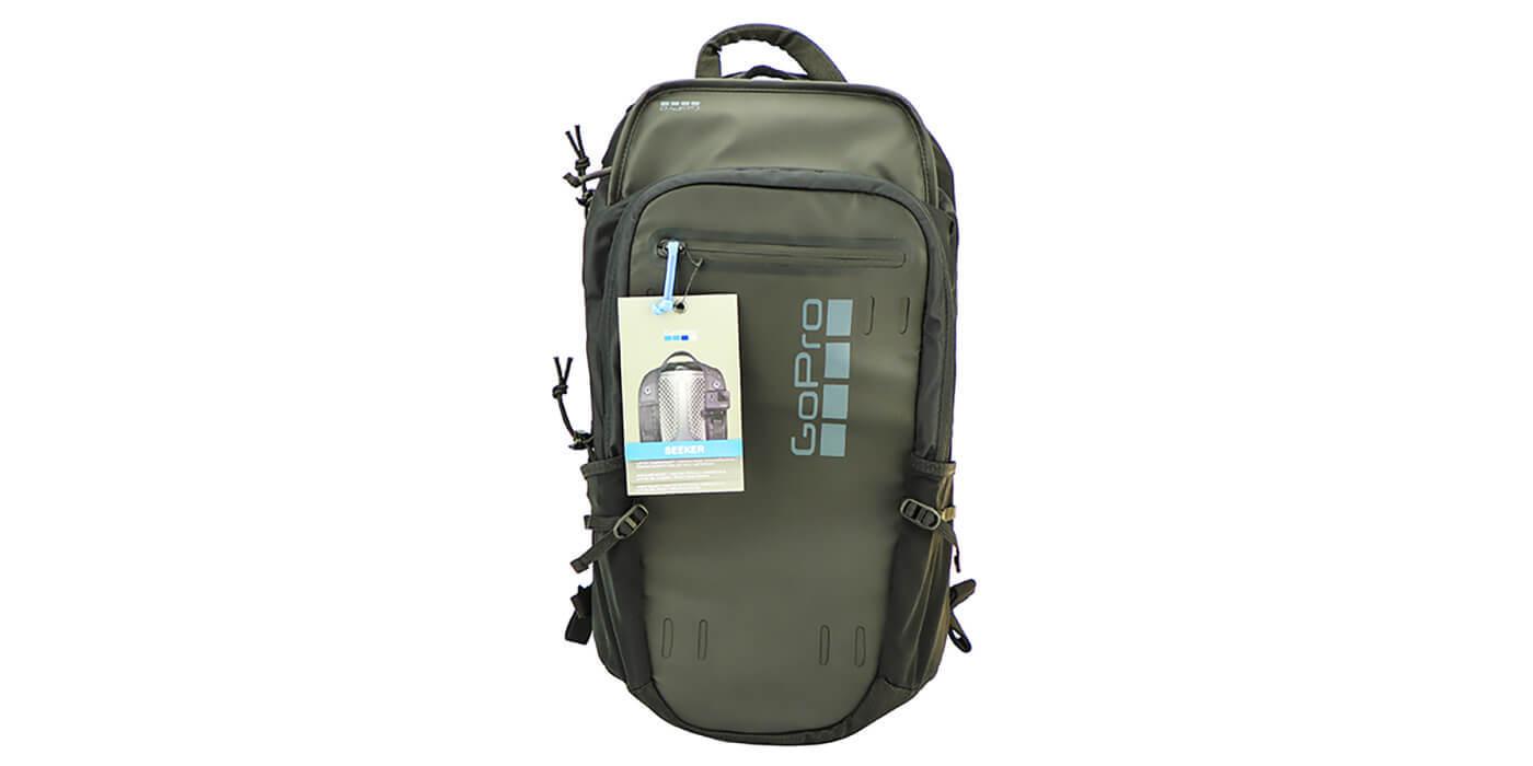 Рюкзак GoPro Seeker (AWOPB-002) вид спереди