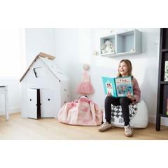 Коврик-мешок для игрушек (2 в 1) Play&Go Designer РОЗОВЫЙ СЛОН 79974 4