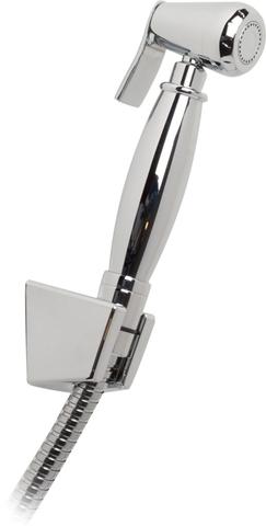 Гигиенический набор KAISER SH-343 металл (хром)