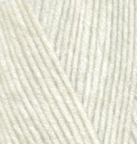 Купить Пряжа Alize Lanagold 800 Код цвета 001 | Интернет-магазин пряжи «Пряха»