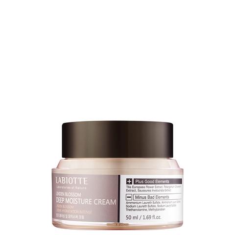 Крем LABIOTTE Linden Blossom Deep Moisture Cream 50ml