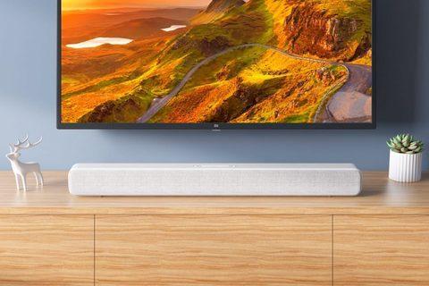 Саундбар Xiaomi Mi TV SoundBar (MDZ-27-DA). Беспроводная колонка + звуковая панель для ТВ