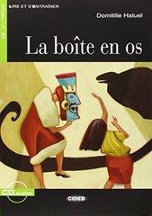 Boite En Os (La) Livre +D(France)