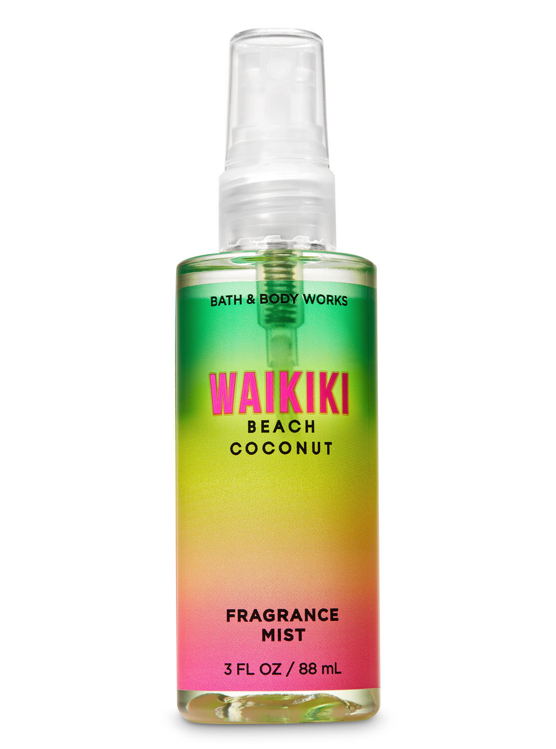 Мист для тела Bath&BodyWorks Waikiki Mini 88 ml