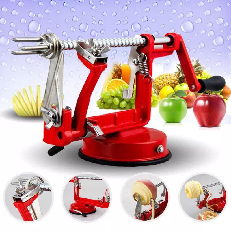 Яблокочистка механическая для очистки яблок и удаления сердцевины Яблокорезка фото