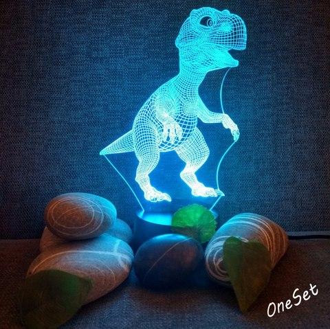 Ночник Тираннозавр Рекс