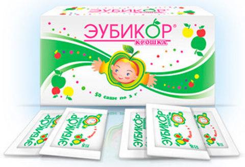 ЭУБИКОР БЭБИ 3,0 №50 ПАК