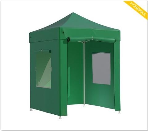 Шатер - палатка S6.5, 2x2м зеленый