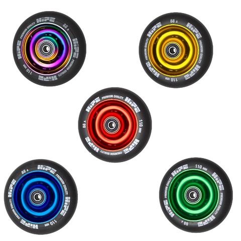 колесо hipe solid 110mm neo-chrome/черный