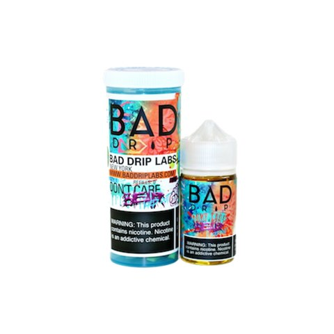Don`t Care Bear ICED OUT by BAD DRIP 60ml