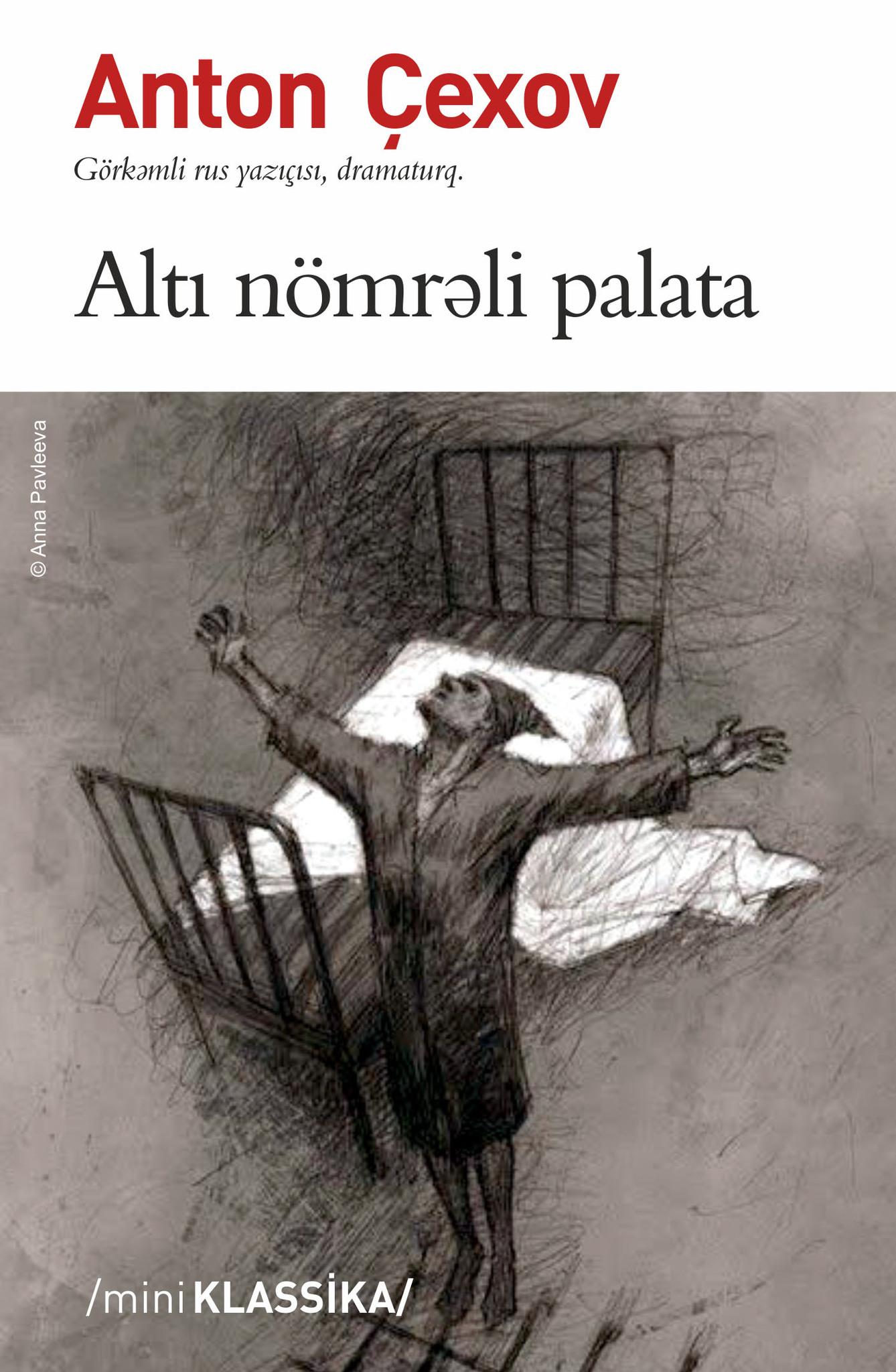Kitab Altı nömrəli palata | Anton Çexov | 9789952364484 | Alinino.az