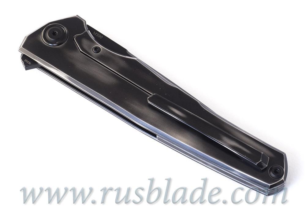 Cheburkov Gudzon Black FULL Cerakote Custom