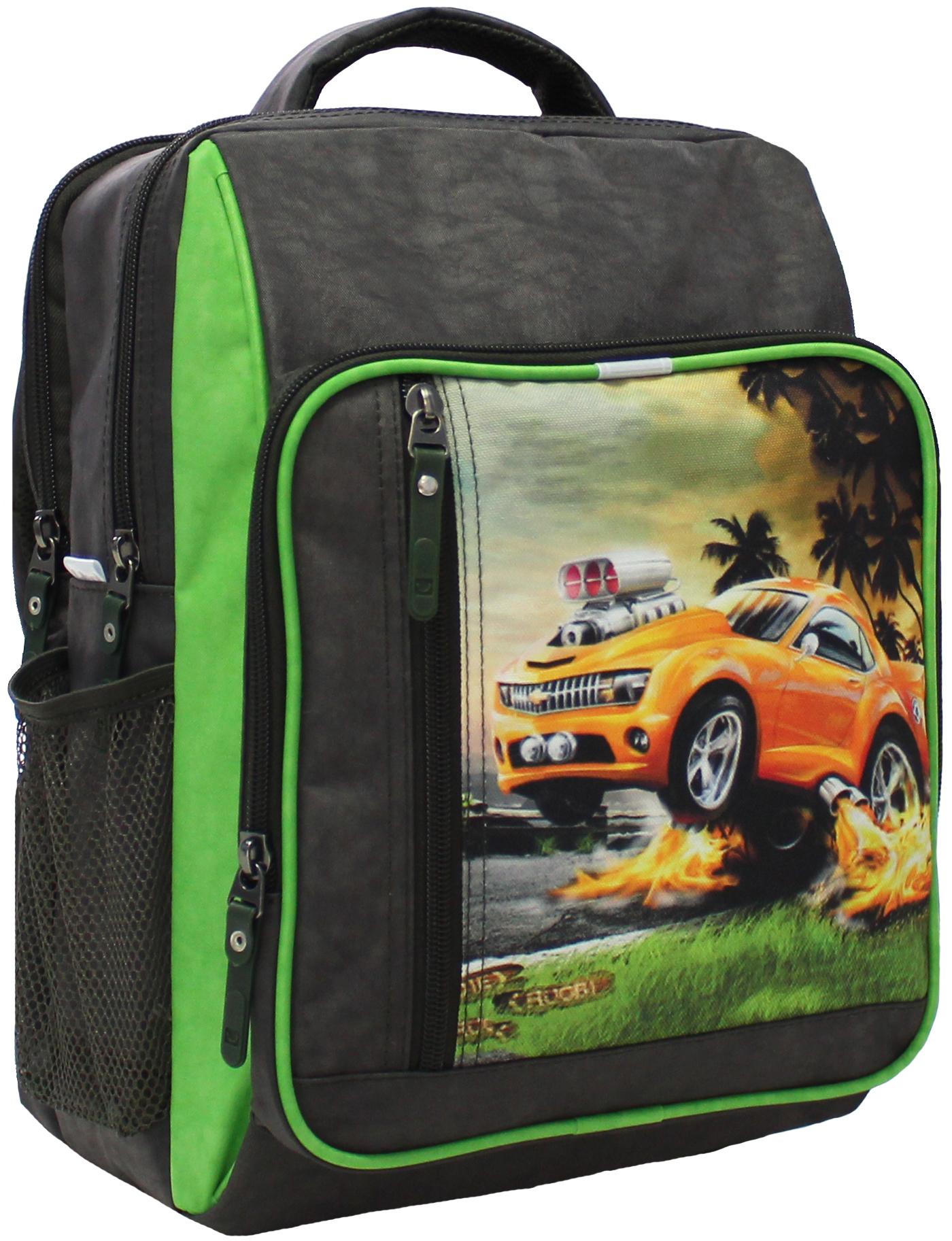 Школьные рюкзаки Рюкзак школьный Bagland Школьник 8 л. 327 хакі 4 м (00112702) IMG_5214.JPG