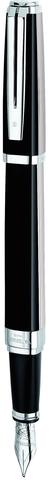 Перьевая ручка Waterman Exception Night & Day Platinum ST, перо: F, перо: золото 18К123
