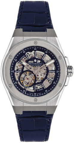 Купить Наручные часы Dreyfuss DGS00079/05 по доступной цене