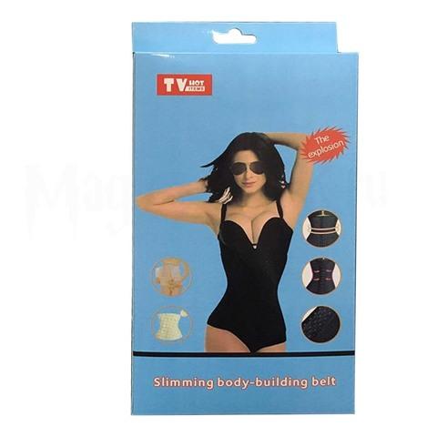 Корсет для коррекции талии Slimming Body-Building Belt