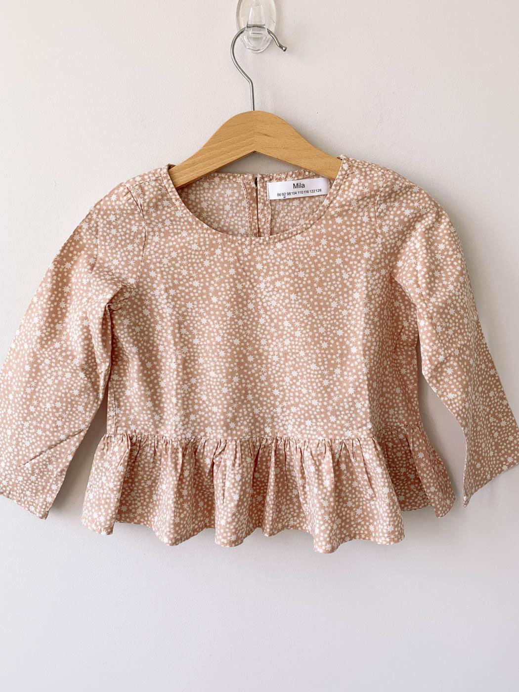 Рубашка Mila