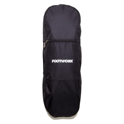 Чехол для скейтборда FOOTWORK Deckbag (Black)