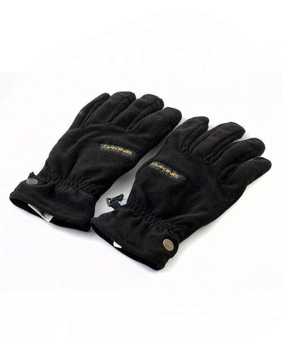 Перчатки Перчатки Dakine Suburban Fleece Glove Black 4.jpg