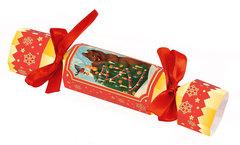 Большая новогодняя конфета Мишка