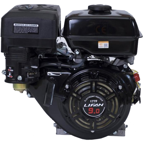 Двигатель Lifan 177F в интернет-магазине ЯрТехника