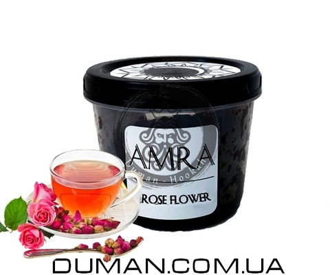 Табак Amra Rose Flower (Амра Роза) |Moon 25г
