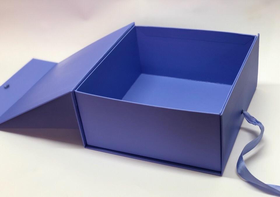 Коробка сундучок светло фиолетовый . Розница 300 рублей
