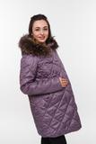Куртка для беременных 05199 фиолетовый