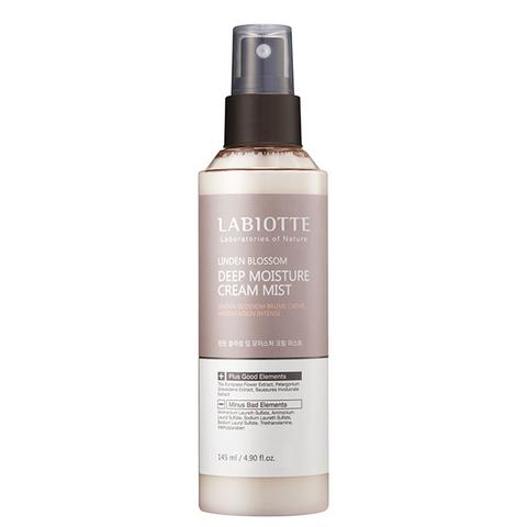 Крем LABIOTTE Linden Blossom Deep Moisture Cream Mist 145ml