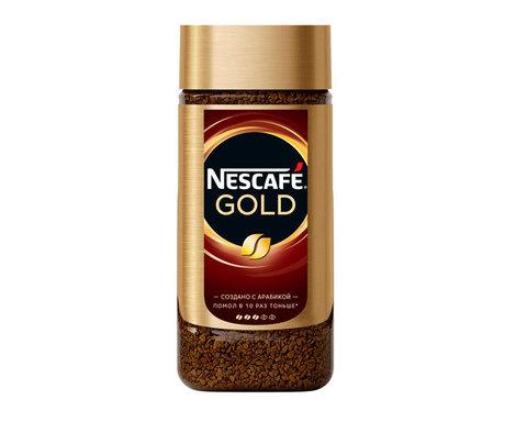 купить Кофе растворимый Nescafe Gold, 190 г