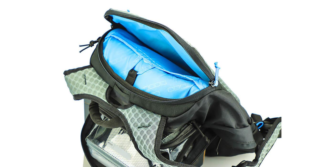 Рюкзак GoPro Seeker (AWOPB-002) в открытом виде