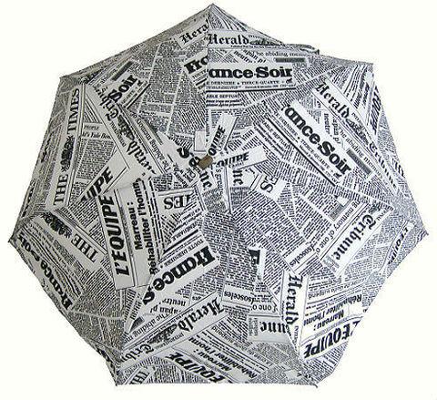 Зонт мини Guy de Jean Journal