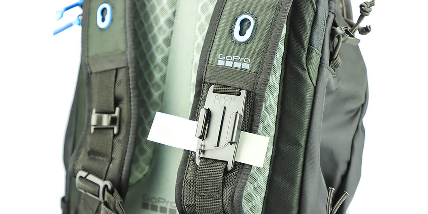 Рюкзак GoPro Seeker (AWOPB-002) крепление на лямке