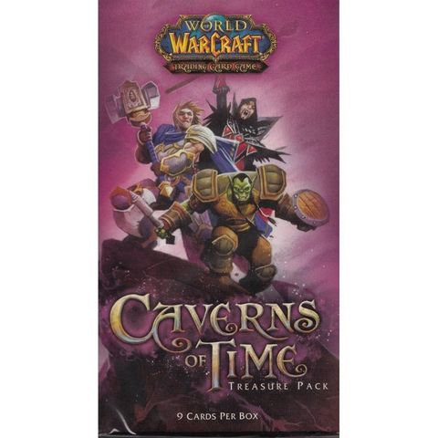 МИР ВАРКРАФТА: Пещеры Времени: Набор сокровищ (Caverns Of Time: Treasure Packs)