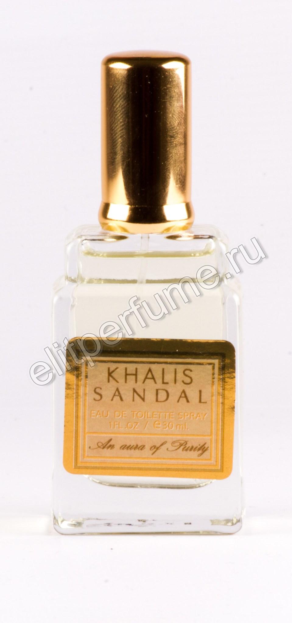 Khalis Sandal / Кхалис Cандал 30 мл спрей от Халис Khalis Perfumes