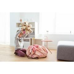 Коврик-мешок для игрушек (2 в 1) Play&Go Designer РОЗОВЫЙ СЛОН 79974 5