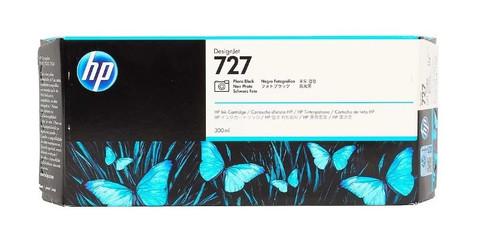 Картридж струйный HP F9J79A (727), черный