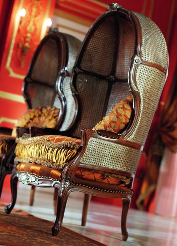 Кресло-бержер